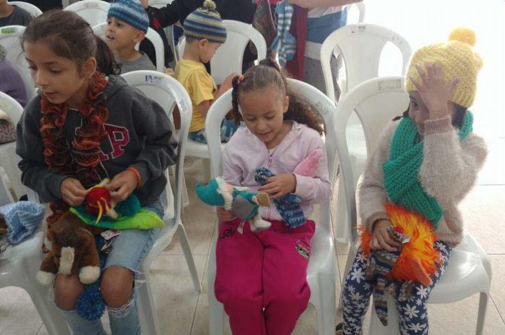 Infobrief Alem Brasil Nr.1 2020 Mädchen Gottesdienst